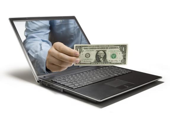 Получаем деньги с интернет биржи!