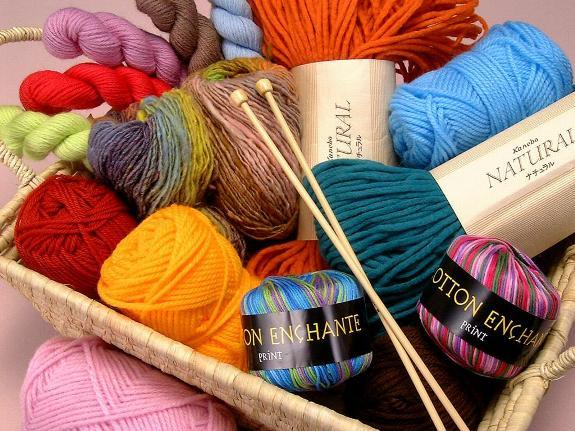 Спица и принадлежности для вязания!