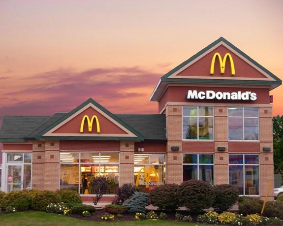 McDonalds - одна из самых популярных франшиз в мире!