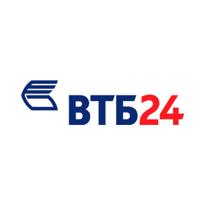ВТБ 24 логотип компании