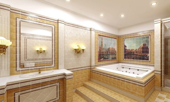 Дорогостоящий ремонт ванной комнаты!