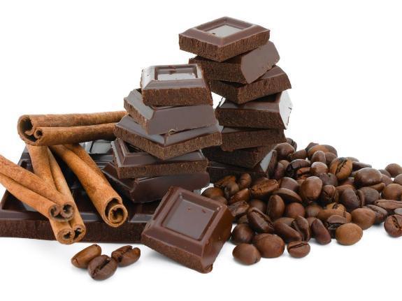Гора шоколада!