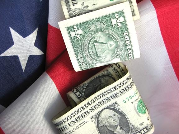 Флаг и деньги!
