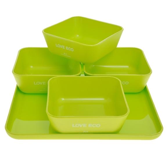 Экологическая посуда!