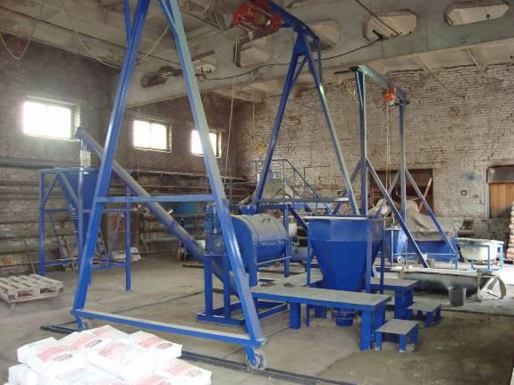 Малый бизнес и небольшие заводы