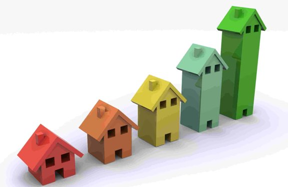 Больше недвижимость - больше денег!