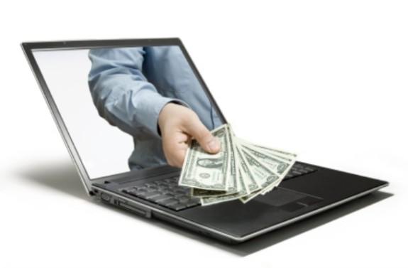 Деньги из интернета!