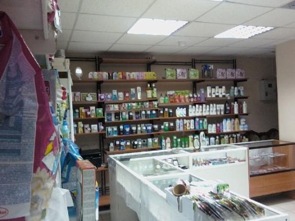 Пример помещения магазина!