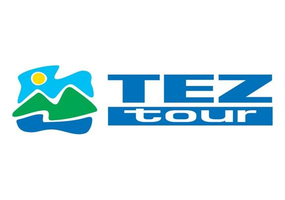 Логотип Тез Тур!