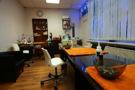 Пример маникюрного кабинета!