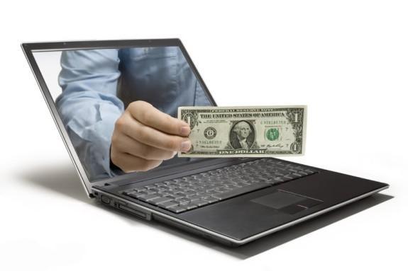 Деньги из компьютера!