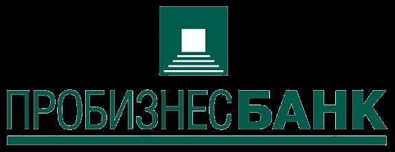 Логотип банка!
