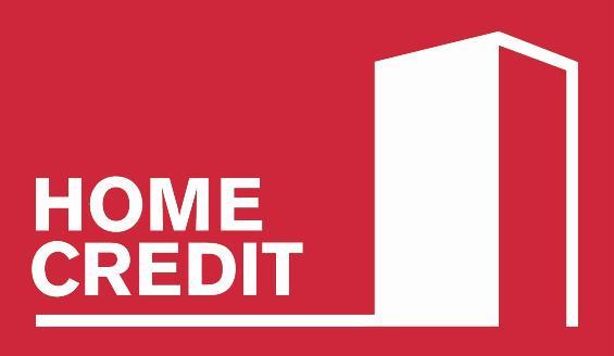 Логотип Хом Кредит банка!