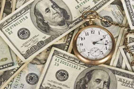 Время -деньги!