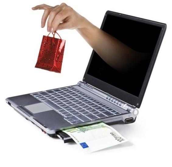 Принцип работы интернет магазина!