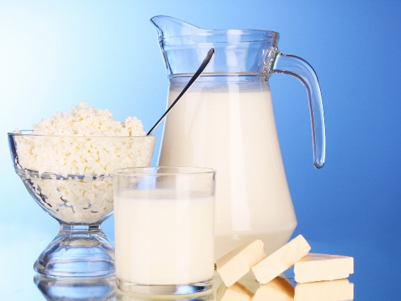 Продукция молочного завода!