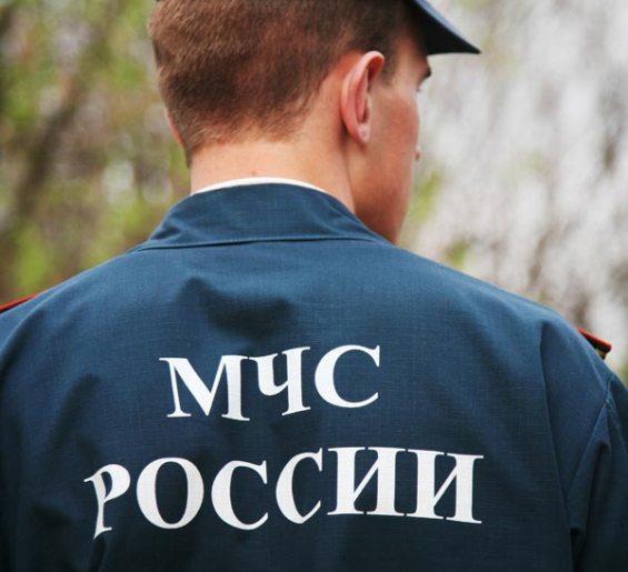 Российский спасатель!