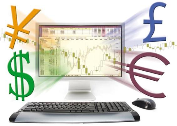 Валютный рынок в компьютере